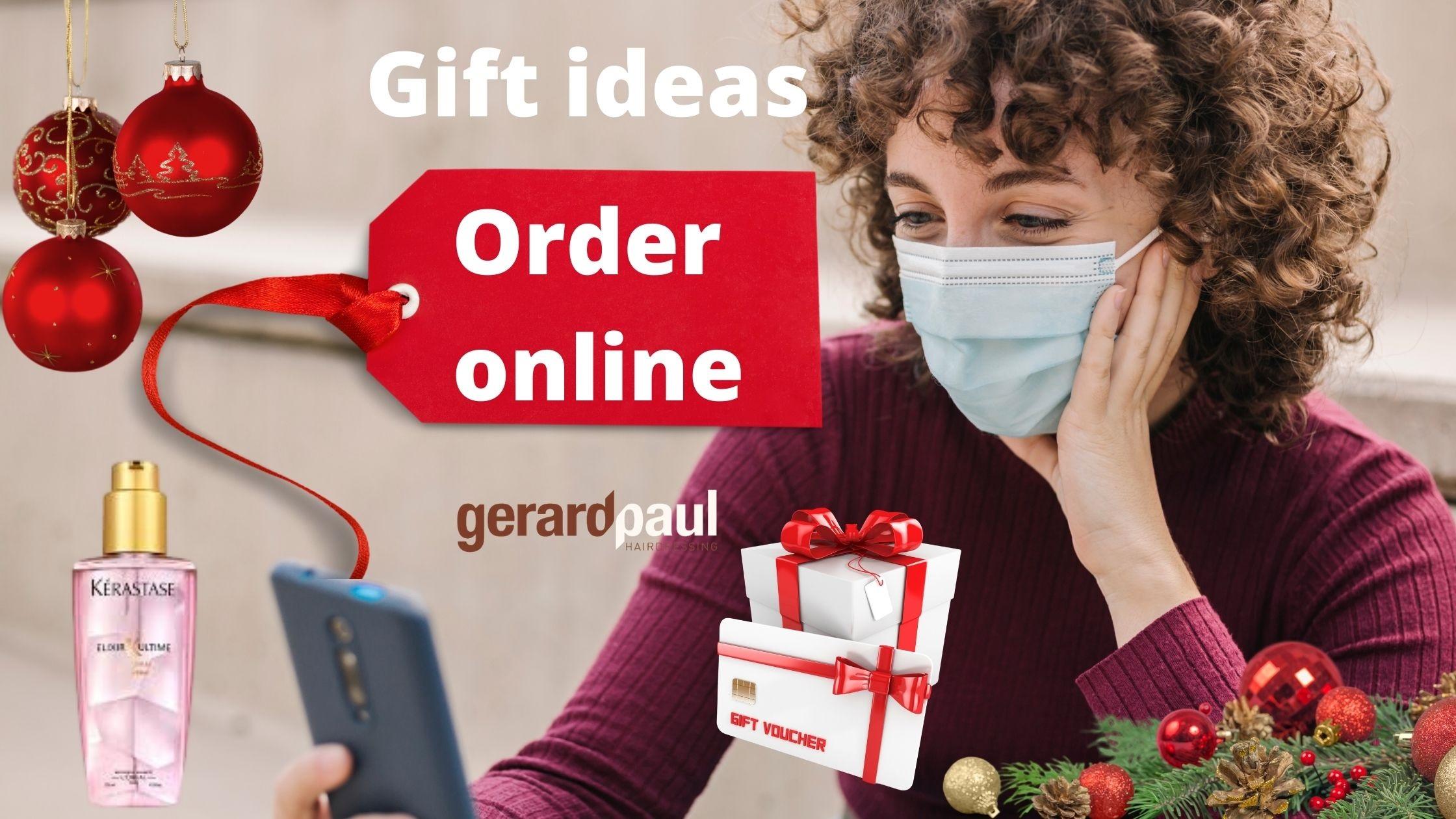 Gerard Paul Hairdressers gift ideas